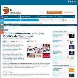 L'Impressionnisme, star des MOOCs de l'automne
