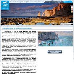 Impressionnisme - Bienvenue sur le Site officiel du Comité Départemental de la Seine-Maritime