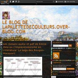 Les romans audio et pdf de Emile Zola - les Rougon-Macquart.