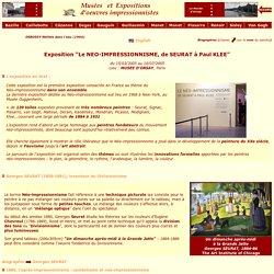 Le Néo-impressionnisme au Musée d'Orsay