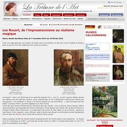 Les Rouart, de l'impressionnisme au réalisme magique