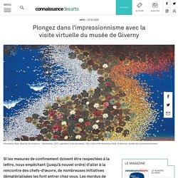 Plongez dans l'impressionnisme avec la visite virtuelle du musée de Giverny