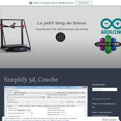 Le Blog Simon – Page 2 – Le petit blog de Simon, impressions 3d, électroniques et autres