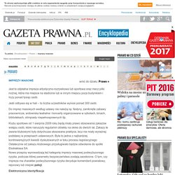 imprezy masowe - Encyklopedia Gazety Prawnej