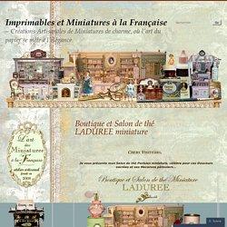 Boutique et Salon de thé LADUREE miniature