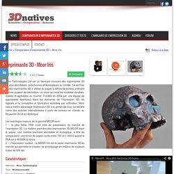 Imprimante 3D Mcor Iris, les meilleurs prix, les tests, les dimensions...