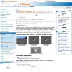 MineTest et imprimante 3D - Page 3/3 - Mathématiques