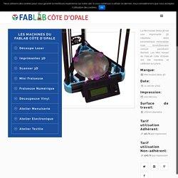 FabLab Côte d'Opale