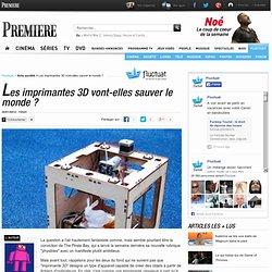 (fr) Les imprimantes 3D vont-elles sauver le monde ?