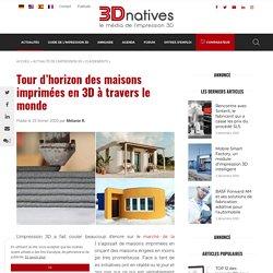 Maison imprimée en 3D : les différents projets du marché
