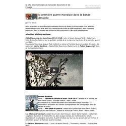 Imprimer : la première guerre mondiale dans la bande dessinée