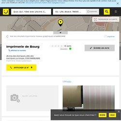 Imprimerie De Bourg Narbonne
