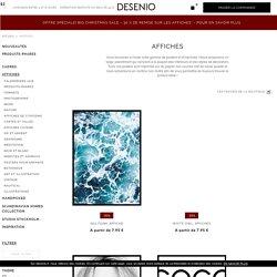 Affiche de Desenio, imprimés et affiches scandinaves