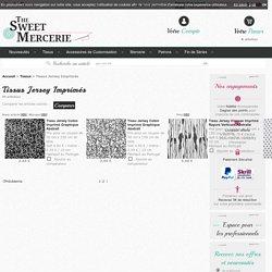 Page 3 - Tissus Jersey Imprimés pas cher pour vos loisirs créatifs sur thesweetmercerie.com,mercerie en ligne