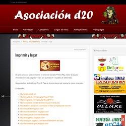 Asociación Cultural D20