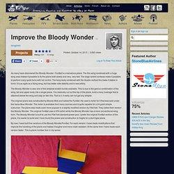 Improve the Bloody Wonder