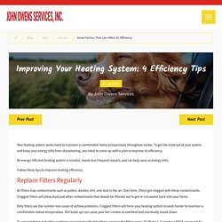 4 Useful Tips to Improve Your HVAC System Efficiency