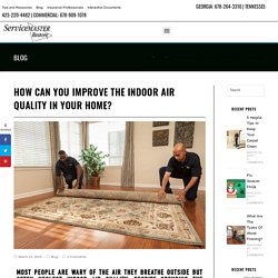How Can You Improve the Indoor Air Quality in Your Home in Fulton Georgia