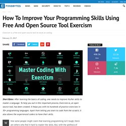 How To Improve Your Programming Skills Using Exercism