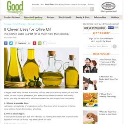 Olive Oil Benefits &150; Olive Oil Uses &150; Olive Oils