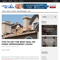 Tips to Get the Best Deal on Home improvement loans
