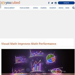 Visual Math Improves Math Performance - YouCubed