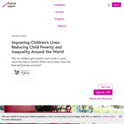 Improving Children's Lives - Online Course