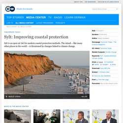 *****Sylt, Germany: Improving coastal protection