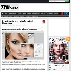 Expert tips for improving portraits in Photoshop