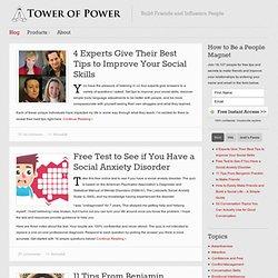 social psych blog