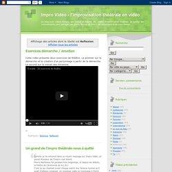 Impro Vidéo - l'improvisation théâtrale en vidéo: Reflexion