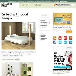 In bed with good design