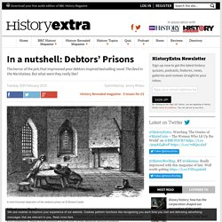In a nutshell: Debtors' Prisons