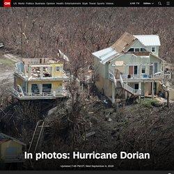 In photos: Hurricane Dorian