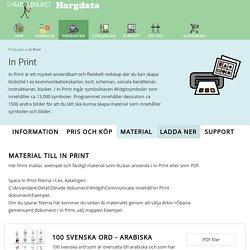 In Print - Symbolbruket