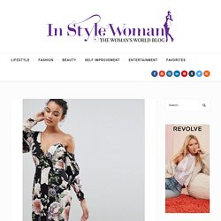 In Style Floral Dresses