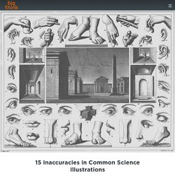 15 Inaccuracies in Common Science Illustrations
