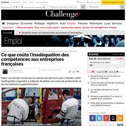 Ce que coûte l'inadéquation des compétences aux entreprises françaises