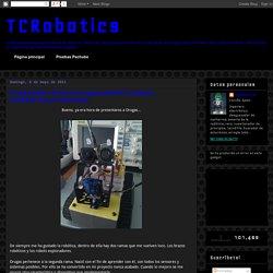 TCRobotics: Orugas:Robot Arduino+orugas+pan&tilt+cámara inalambrica+ultrasonidos