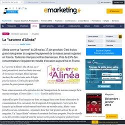 """Alinéa inaugure le plus grand vide-grenier toutes marques de décoration : """"La caverne d'Alinéa"""""""