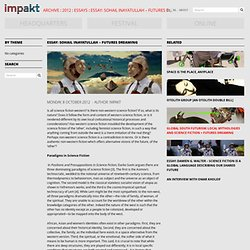 IMPAKT – critical and creative views on contemporary media culture
