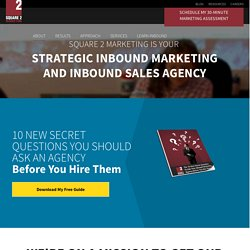 An Inbound Marketing Agency All About You