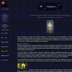 Incantations, Médecine primordiale, Mantra, OM, Philippe Barraqué, Musicothérapeute