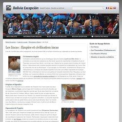 Les Incas : empire et civilisation inca