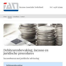 Incassodiensten - Incasso Associatie Nederland (I.A.N) te Venray