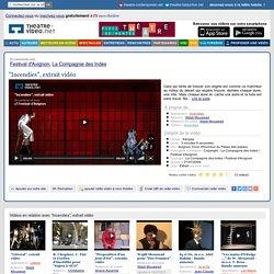 """Incendies"", extraits Avignon 2009"
