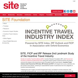 SITE : Incentive Travel Industry Index