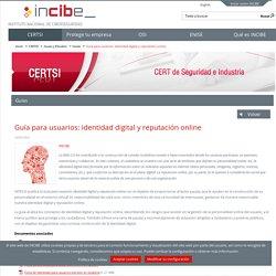 INCIBE - CERTSI, Guías y Estudios, Guías