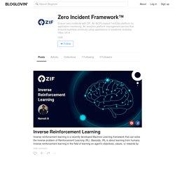 Zero Incident Framework™ (zeroincidentframework) on Bloglovin'
