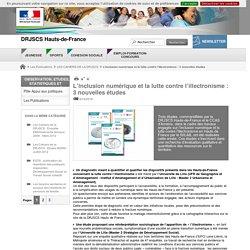 L'inclusion numérique et la lutte contre l'illectronisme : 3 nouvelles études